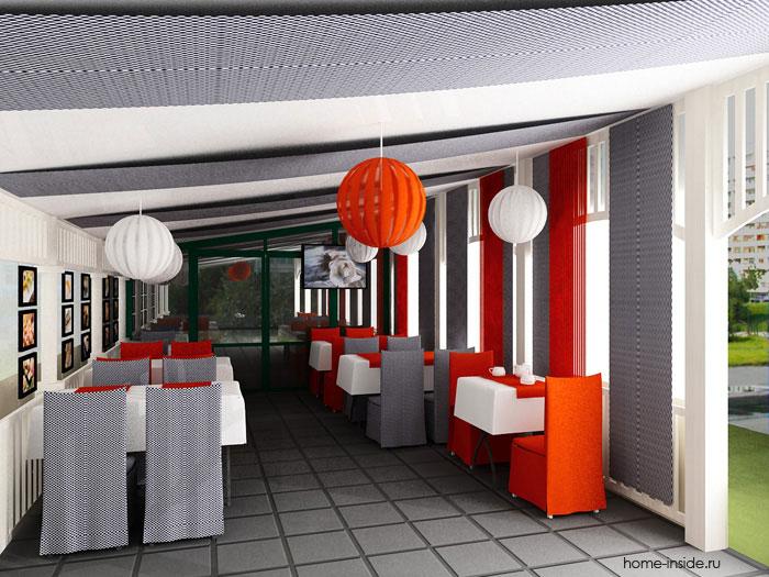 Заказать дизайн интерьера ресторана: стоимость дизайн